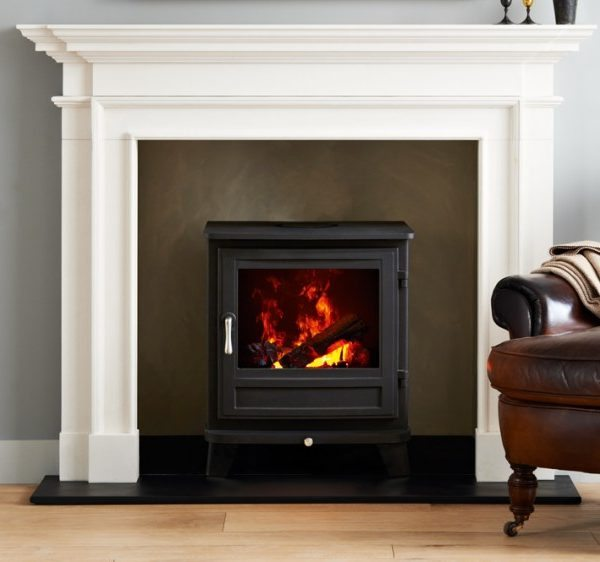 Chesney's Salisbury Electric Stove by West Country Fires, Fireplace showrooms in Southampton, Hampshire, UK