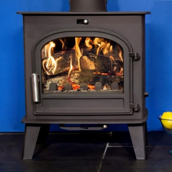 Cleanburn norreskoven mk2 traditional multi fuel stove by West Country Fires, stoves Hampshire, UK