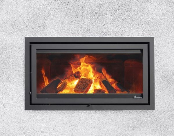 DG Fires instyle 1000 inset stove by West Country Fires Totton, Hampshire, UK