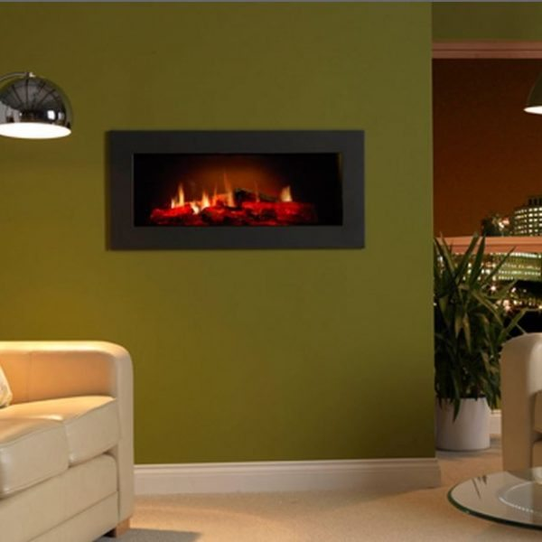 Dimplex opti-v pgf-10 Electric Stove by West Country Fires, Fireplace showrooms in Southampton, Hampshire, UK