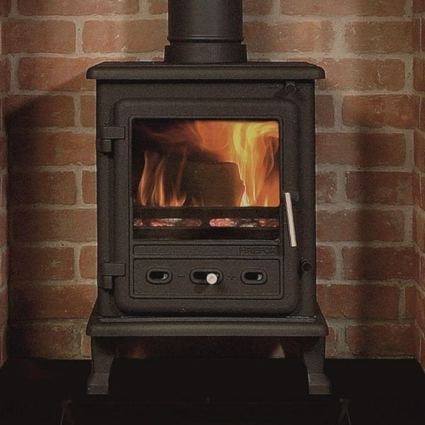 Gallery Firefox 5 Classic Cleanburn Multifuel stove by West Country Fires, stoves Hampshire, UK