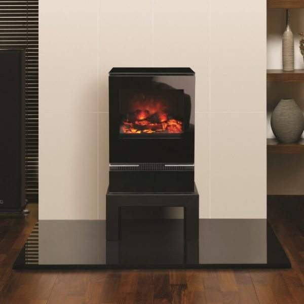 Gazco Riva Vision Electric Stove by West Country Fires, Gas Fires Southampton, Hampshire, UK