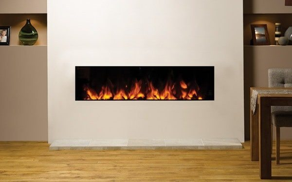 Gazco Studio Inset 150 Electric Fire by West Country Fires, Fireplace showrooms in Southampton, Hampshire, UK