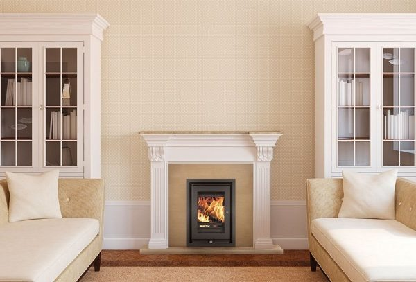 Jetmaster 16i inset stove by West Country Fires, stoves Hampshire, UK