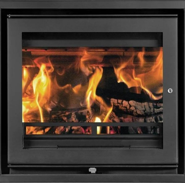 Jetmaster 60i inset stove by West Country Fires woodburning stoves Hampshire, UK