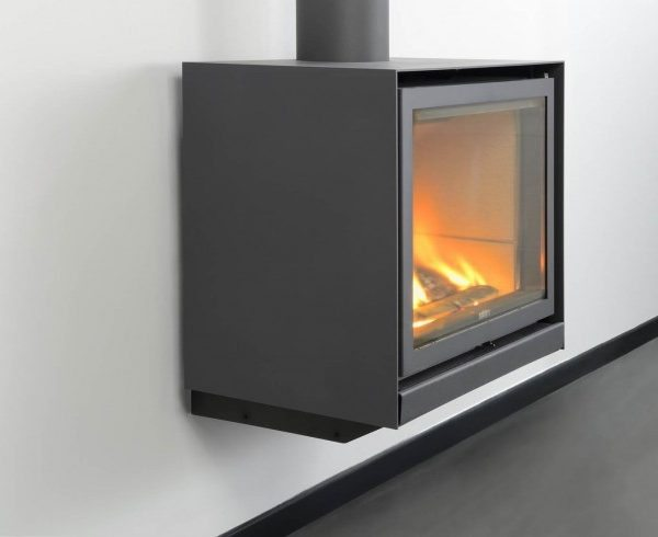 stuv 16h Woodburning stove by West Country Fires Totton, Hampshire, UK