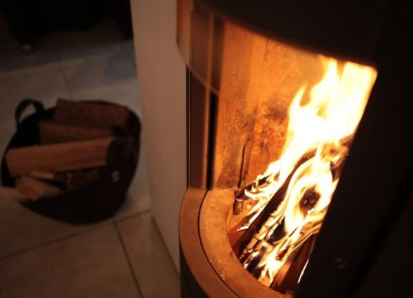 Stuv 30 compact inset woodburning stove by West Country Fires Totton, Hampshire, UK