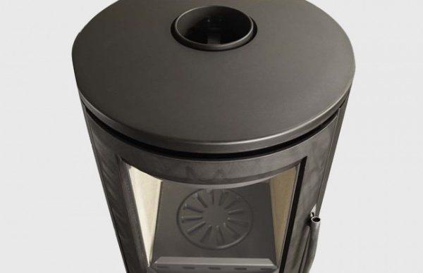 Varde ovne aura 1 wood burning stove by West Country Fires woodburning stoves Hampshire, UK
