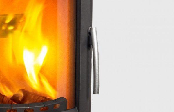 Varde ovne aura 11 wood burning stove by West Country Fires woodburning stoves Hampshire, UK