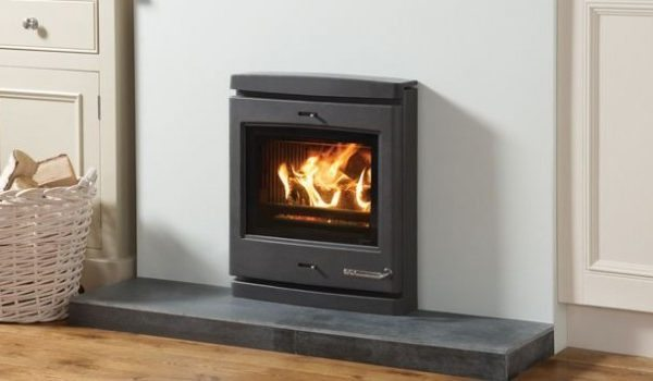 Yeoman cl7 inset stove by West Country Fires woodburning stoves Hampshire, UK