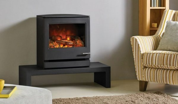 Yeoman CL8 Electric Stove by West Country Fires, Gas Fires Southampton, Hampshire, UK
