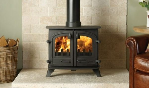 Yeoman Exe stove by West Country Fires, stoves Hampshire, UK