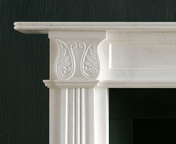 Chesney's Acanthus Fire Surround - Fireplace Showrooms in Southampton, Hampshire