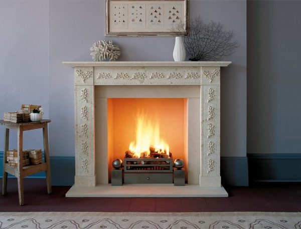 Chesney's Coral Fire Surround - Fireplace Showrooms in Southampton, Hampshire