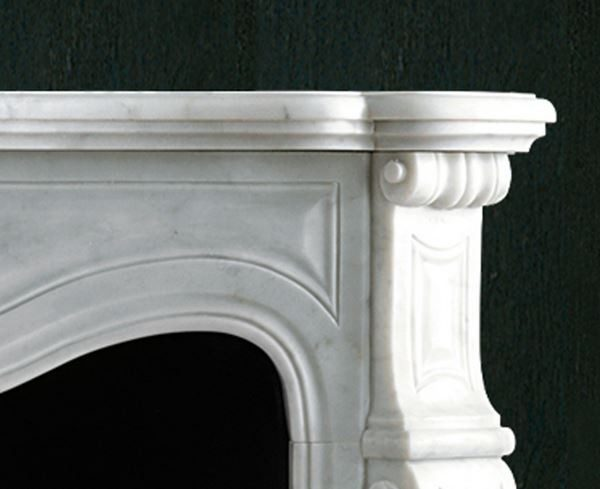 Chesney's Pompadour Fire Surround - Fireplace Showrooms in Southampton, Hampshire