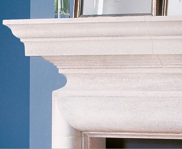 Chesney's Stirling Fire Surround - Fireplace Showrooms in Southampton, Hampshire