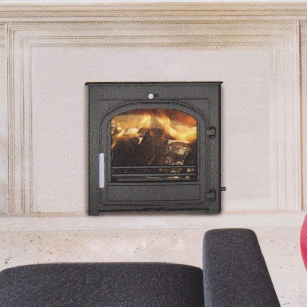 Cleanburn Sonderskoven inset 8 multi fuel stove by West Country Fires, Gas Fires Southampton, Hampshire, UK