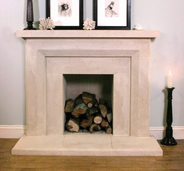 Farmington Calcot Fireplace by West Country Fires, Fireplace Showroom in Southampton