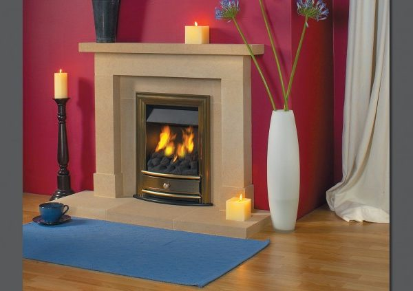 Farmington Foxclub Fireplace by West Country Fires, Fireplace Showrooms in Hampshire, UK