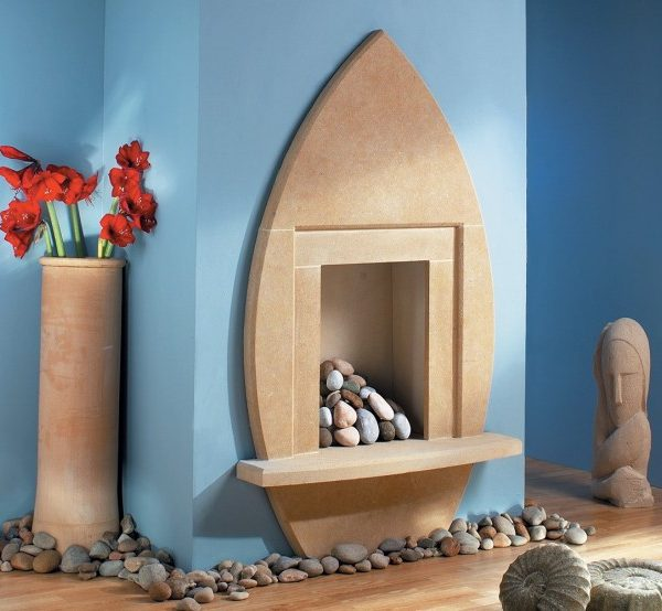 Farmington Jupiter Fireplace by West Country Fires, Fireplace Showrooms in Hampshire, UK