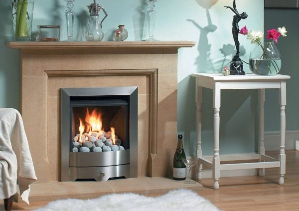 Farmington Kestrel Fireplace by West Country Fires, Fireplace Showrooms in Hampshire, UK