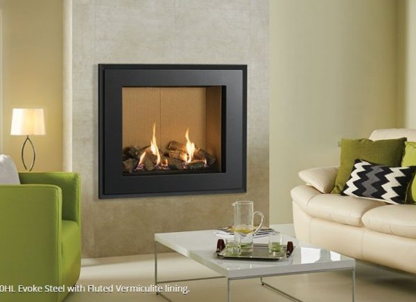 Gazco Riva2 750HL Gas Fire by West Country Fires, Gas Fires Southampton, Hampshire, UK