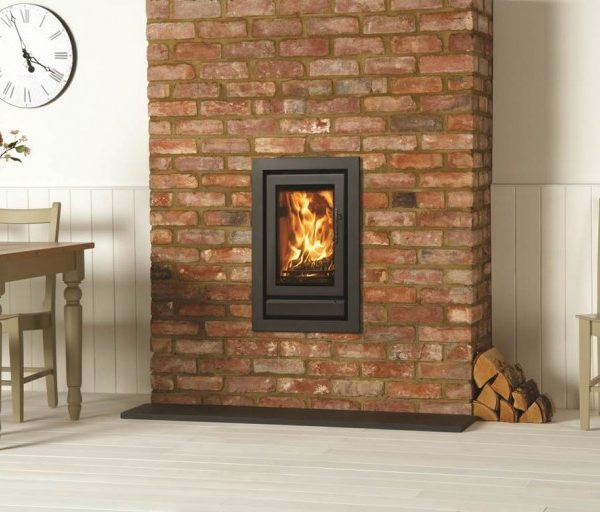 Stovax Riva 45 Multifuel cassette stoves by West Country Fires, Fireplace showrooms in Southampton, Hampshire, UK