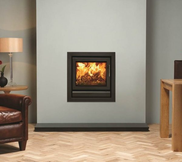 Stovax Riva 50 Multifuel cassette stoves by West Country Fires, Fireplace showrooms in Southampton, Hampshire, UK