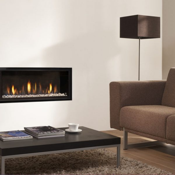 DRU Global 90 CF is the ultimate in convenience, economy and desirability. - West Country Fires DRU Gas Fires Totton, Hampshire, Southampton