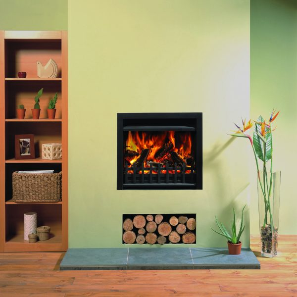 The Stovax Riva Open Fire has been designed to produce both radiant and convected heat. Talk to one of our experts today at West Country Fires Southampton