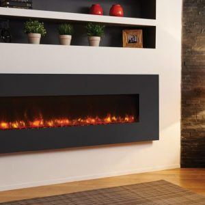 Gazco Radiance 150w Steel Electric Fire