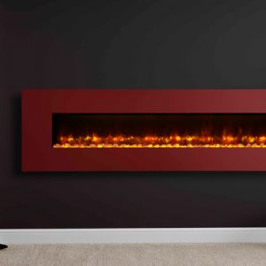 Gazco Radiance 190w Steel Electric Fire