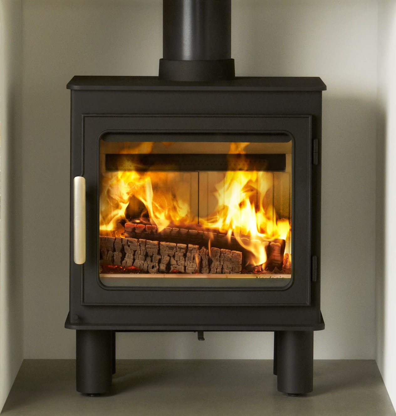 Nordpeis Bergen Woodburning Stove West Country Fires