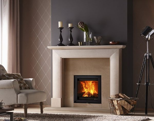 DG Fires instyle 550ea inset stove by West Country Fires Totton, Hampshire, UK