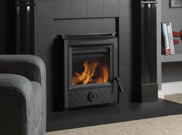 Esse 301 inset woodburning stove by West Country Fires, stoves Hampshire, UK