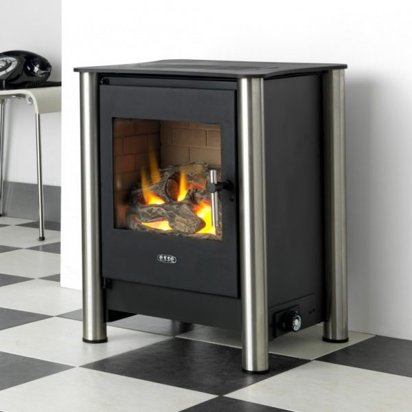 Esse 525 Flueless Gas Fire by West Country Fires, gas Stove southampton, hampshire
