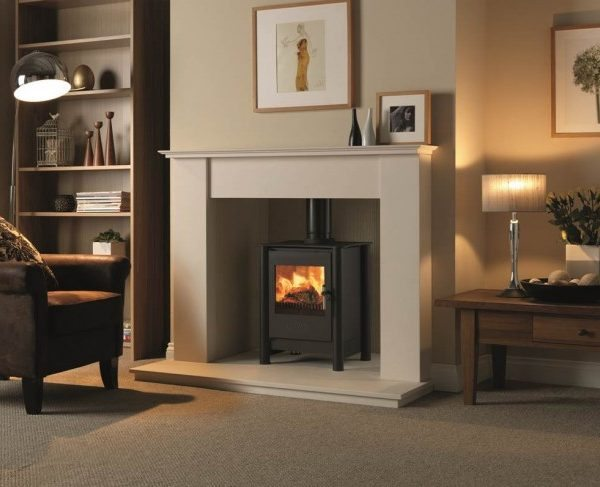 Esse 525 multifuel stove by West Country Fires, stoves Hampshire, UK