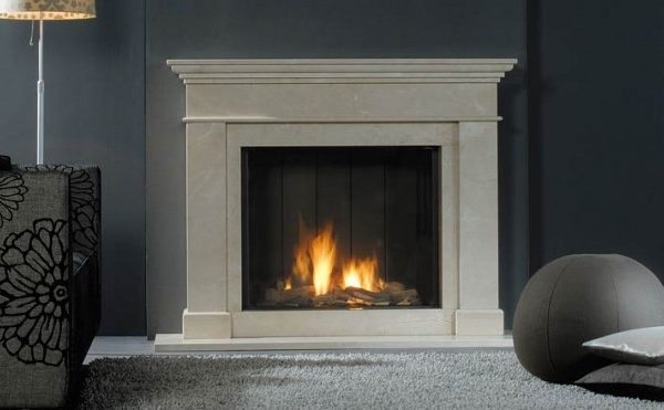 Faber Clear Balanced Flue Gas Fire by West Country Fires, Gas Fires Southampton, Hampshire, UK