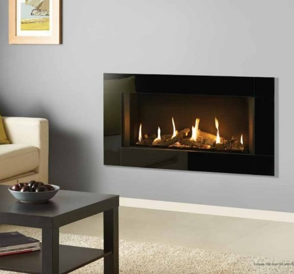 Gazco Eclipse 100 Gas Fire West Country Fires