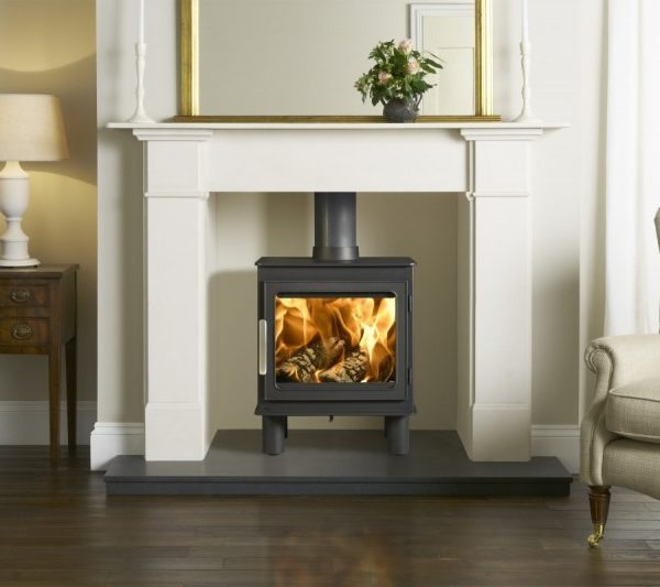 Nordpeis bergen wood burning stove by West Country Fires woodburning stoves Hampshire, UK