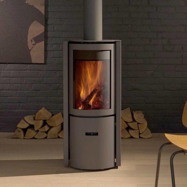 Stuv 30 Compact Inset Woodburning Stove