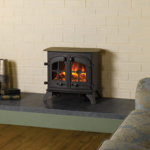Yeoman_Dartmoor,_Double_door_Electric stove