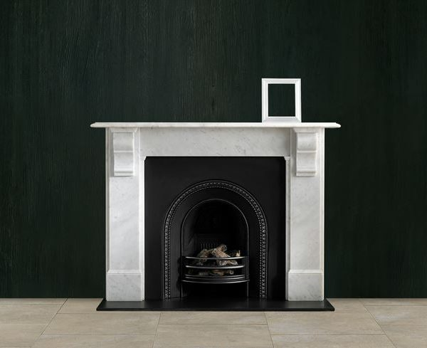 Chesney's Edwardian Corbel Marble Fire Surround - Fireplace Showrooms in Southampton, Hampshire