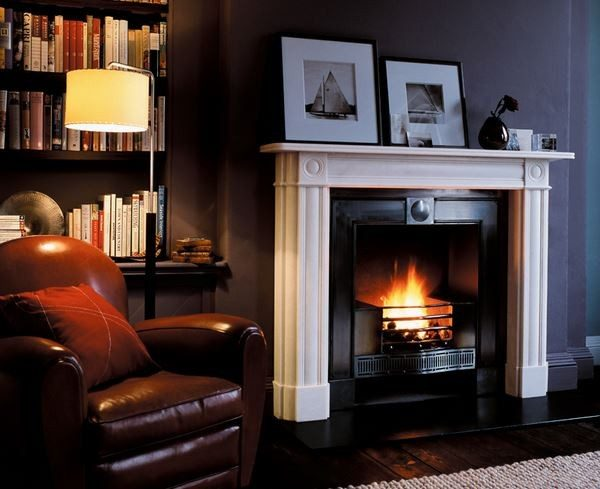 Chesney's Regency Bullseye Fire Surround - Fireplace Showrooms in Southampton, Hampshire