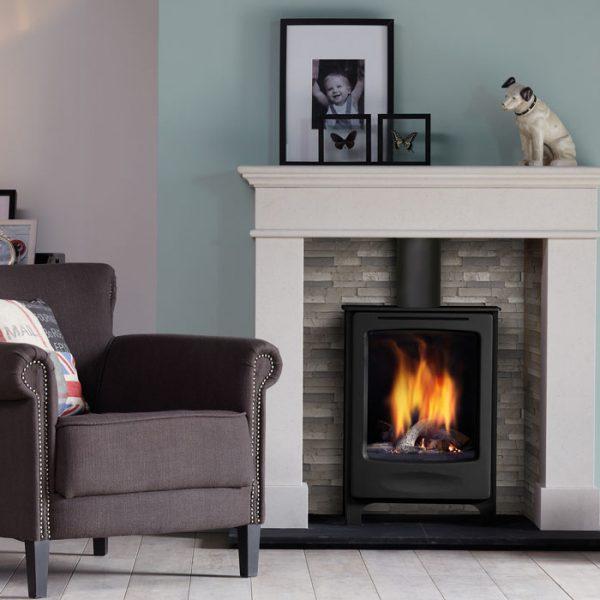 Dru Global Beau Cf Fireplace Showroom Southampton Hampshire