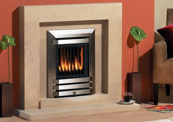 Farmington Falcon Fireplace by West Country Fires, Fireplace Showrooms in Hampshire, UK