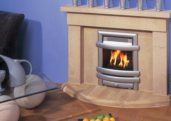 Farmington Foxdale Fireplace by West Country Fires, Fireplace Showrooms in Hampshire, UK
