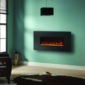 Gazco Radiance electric fire by West Country Fires, Fireplace showrooms in Southampton, Hampshire, UK