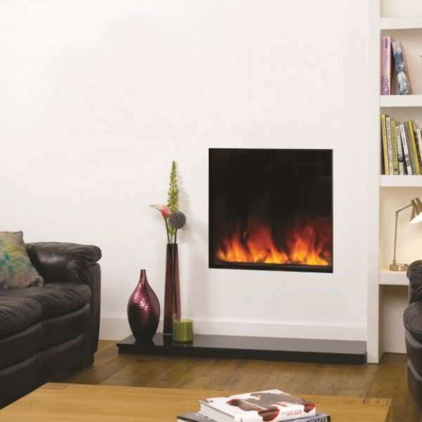 Gazco Riva2 55 Electric Fire by West Country Fires, Fireplace showrooms in Southampton, Hampshire, UK