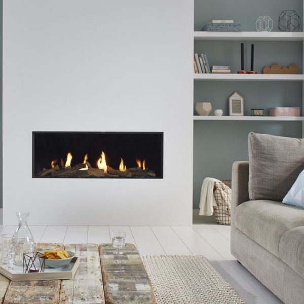 DRU Global 100 BF Gas Fire by West Country Fires Gas Fires in Southampton, Hampshire, Uk